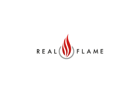 Real Flame Logo
